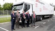 XPO Logistics intègre 31 camions GNL à sa flotte francilienne