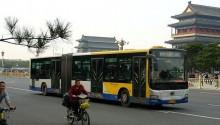 Yuchai va livrer 587 nouveaux bus GNV à Pékin