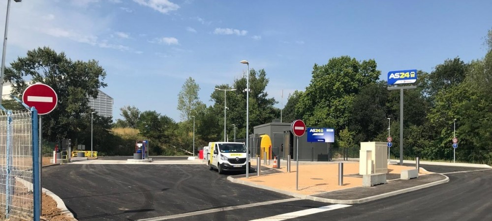 Station GNV AS24 Villefranche-sur-Saone