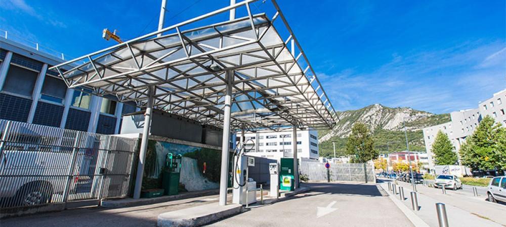 Station GNV Gaz Electricité de Grenoble GRENOBLE - image station-gnv-geg-03.jpg