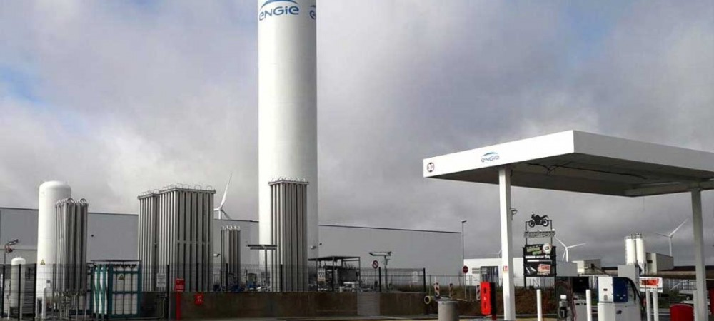 Station GNV ENGIE Solutions ROYE