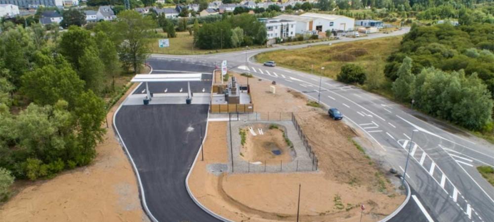 Station GNV Proviridis MONTOIR-DE-BRETAGNE