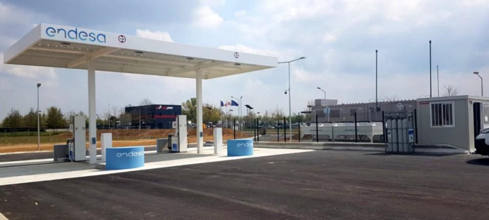 Station GNV Endesa Marolles-sur-Seine