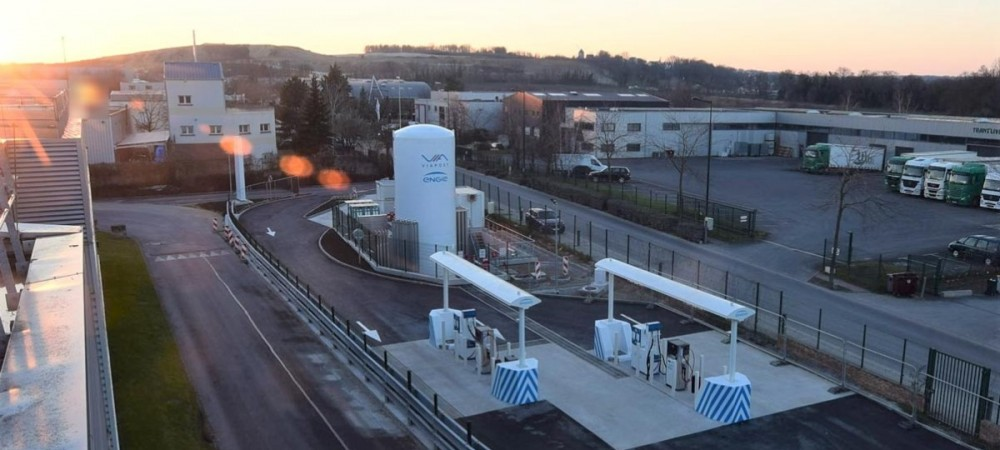 Station GNV ENGIE Solutions CHELLES