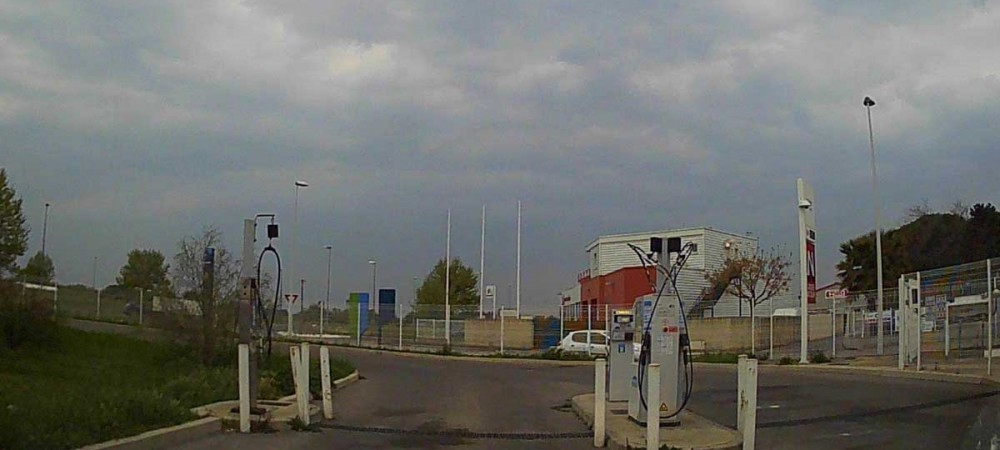 Station GNV ENGIE Solutions LUNEL-VIEL