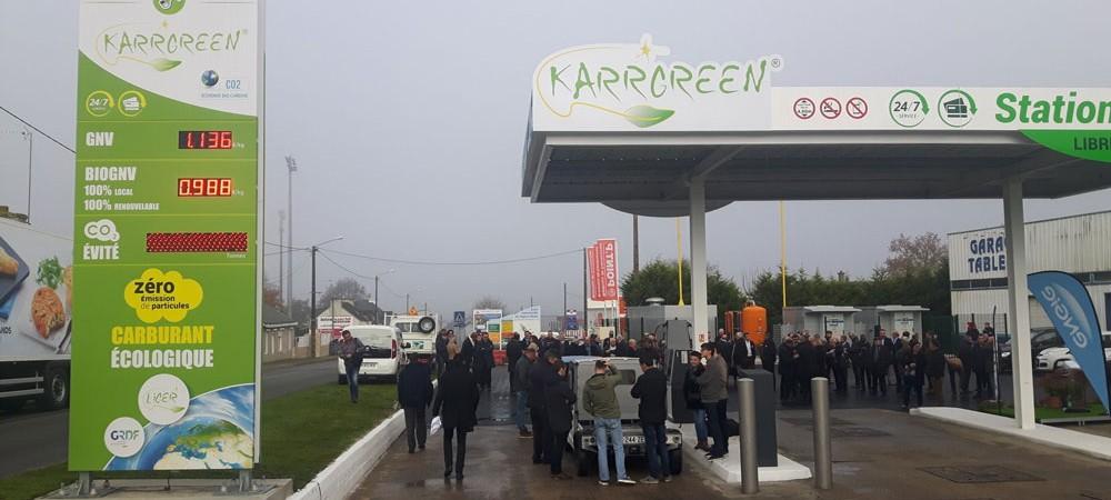 Station GNV KarrGreen LOCMINE
