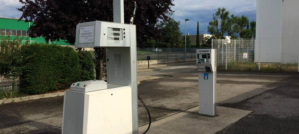 Station GNV ENGIE Solutions VALENCE