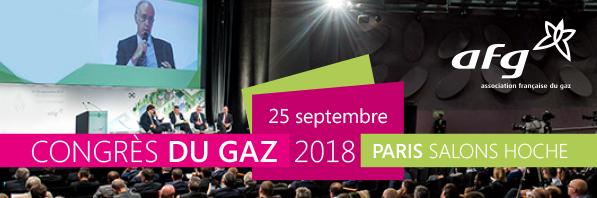 Congrès AFGaz 2018
