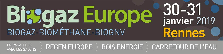 Biogaz Europe 2019