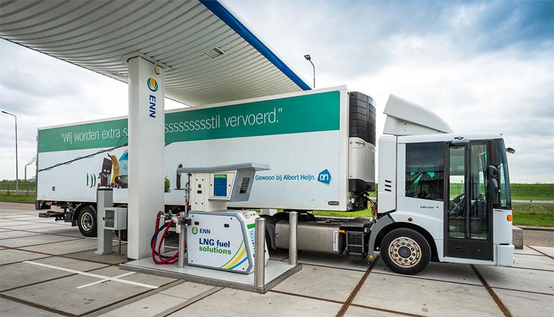 Camions GNV : technologies, stations, offres, tarifs, aides à l'achat etc...