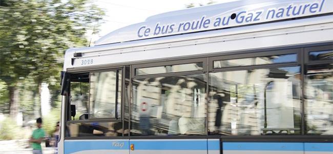 Bus GNV : situation en France, couts, bilan environnemental, modèles