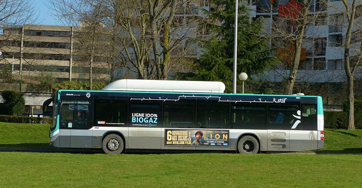 Bus GNV : réception, contrôle, entretien et optimisation