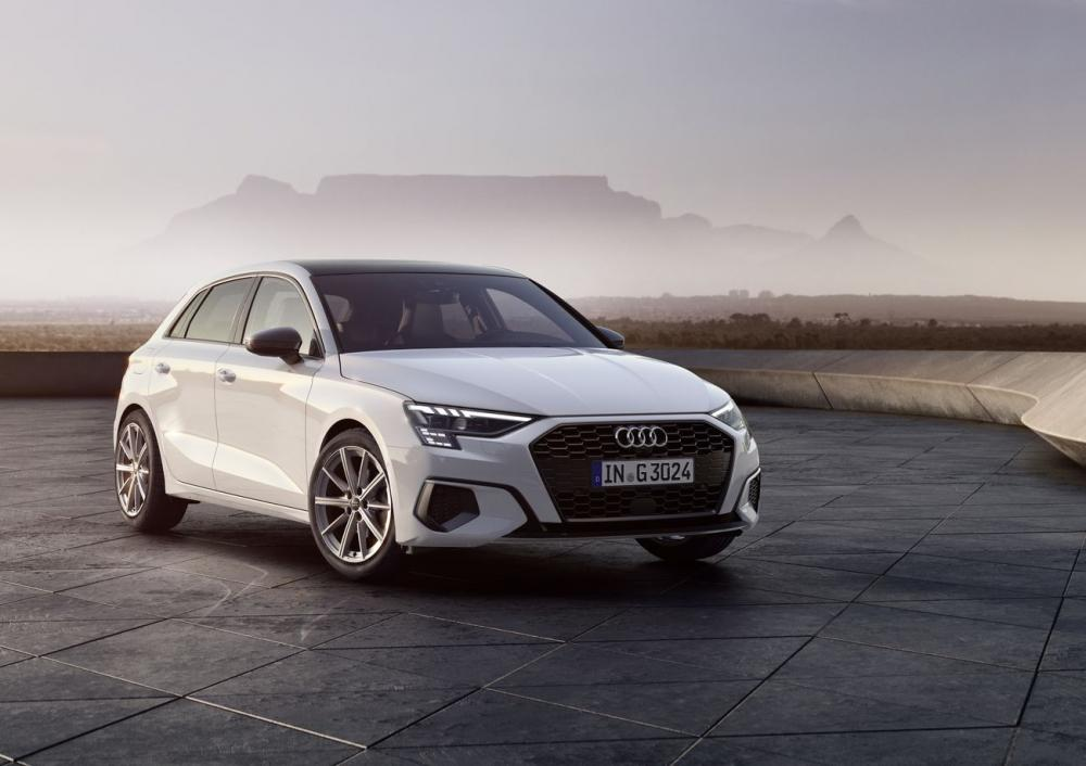 Voiture GNV Audi A3 Sportback g-tron