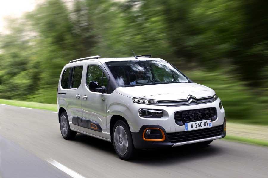 Citroën Berlingo GPL