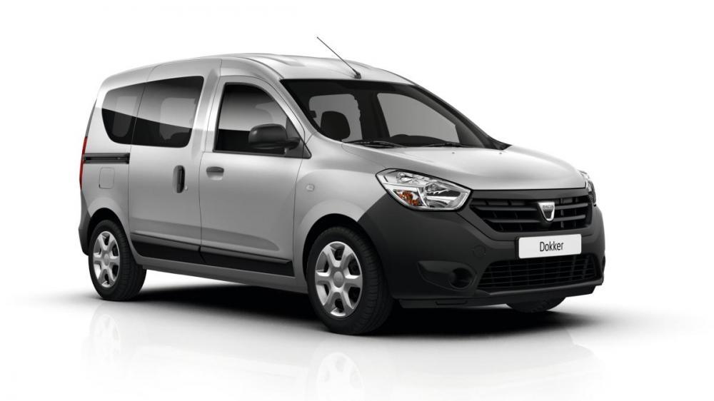 Dacia Dokker GPL
