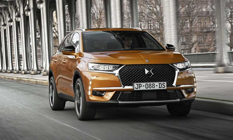 DS DS7 Crossback GPL