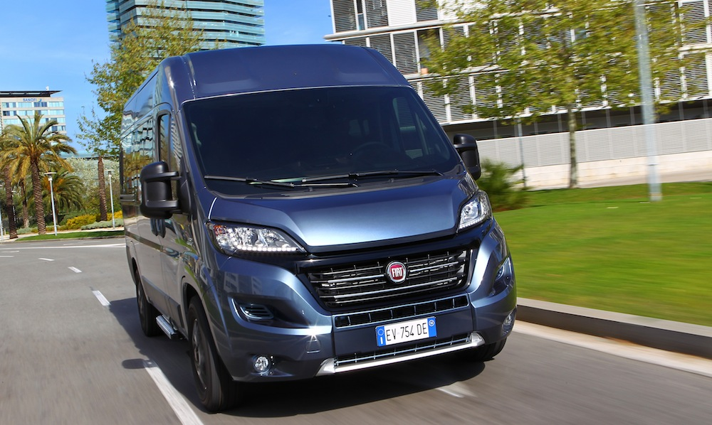Utilitaire GNV Fiat Ducato Natural Power