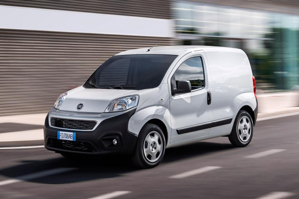 Fiat Fiorino Cargo Natural Power