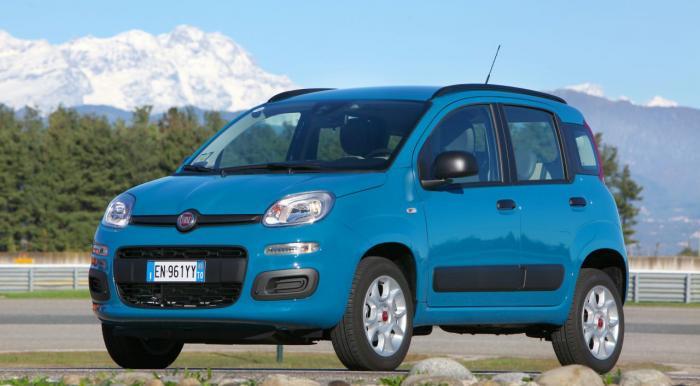 Fiat Panda 0.9 TwinAir Turbo GNV
