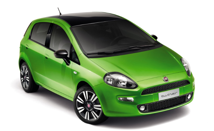 Fiat Punto 1.4 Natural Power GNV