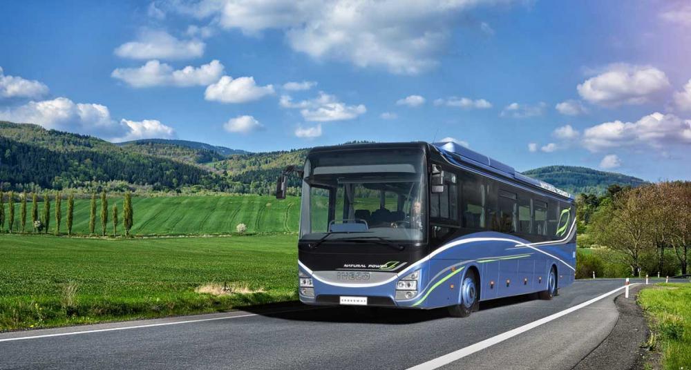 Autocar GNV Iveco Crossway GNV