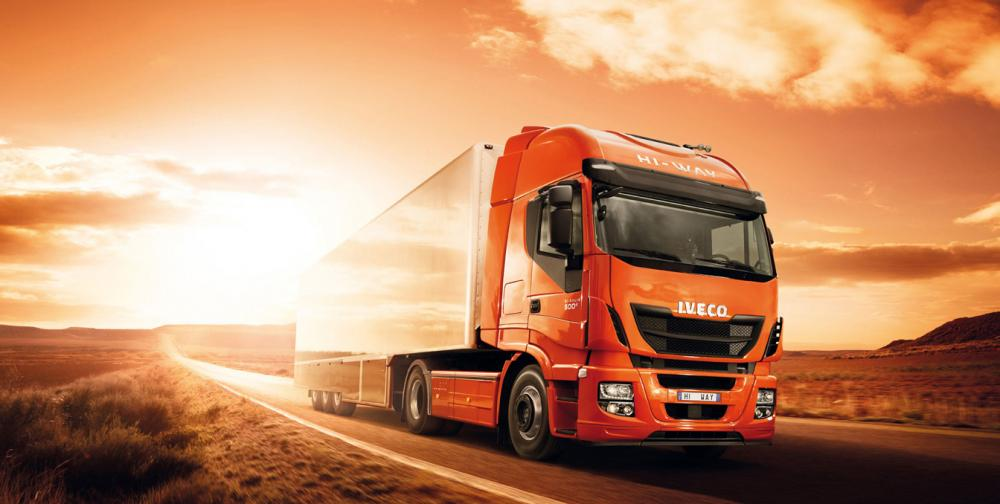 Iveco Stralis Euro 6 GNV