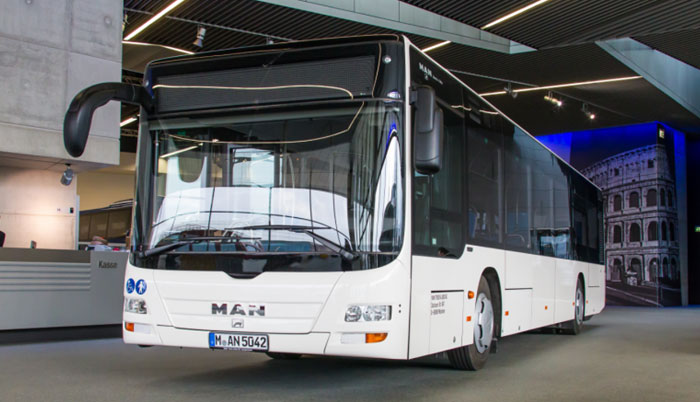MAN Lion's City A20 GNV