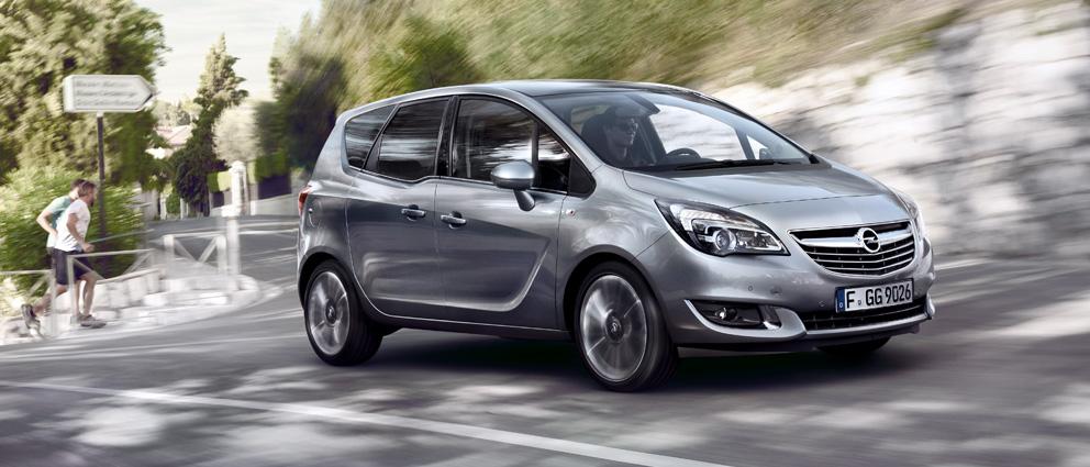 Opel Meriva GPL