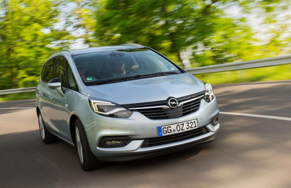 opel zafira gnv voiture gnv prix performances autonomie consommation. Black Bedroom Furniture Sets. Home Design Ideas