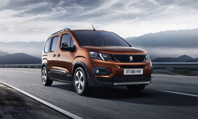 Peugeot Rifter GPL