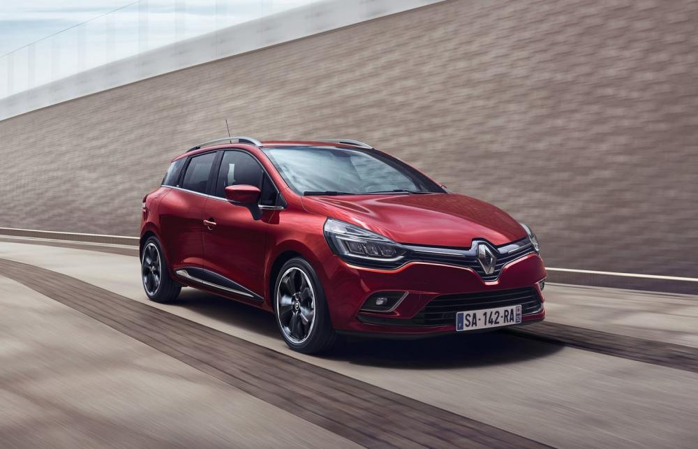 Renault Clio Estate GNV