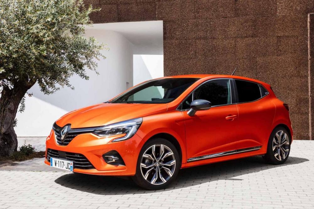 Renault Clio GPL