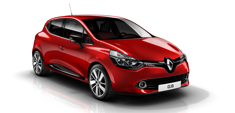 Renault Clio IV GPL