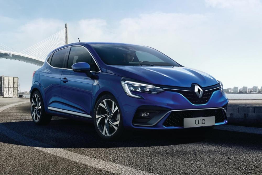 Renault Clio V GNV