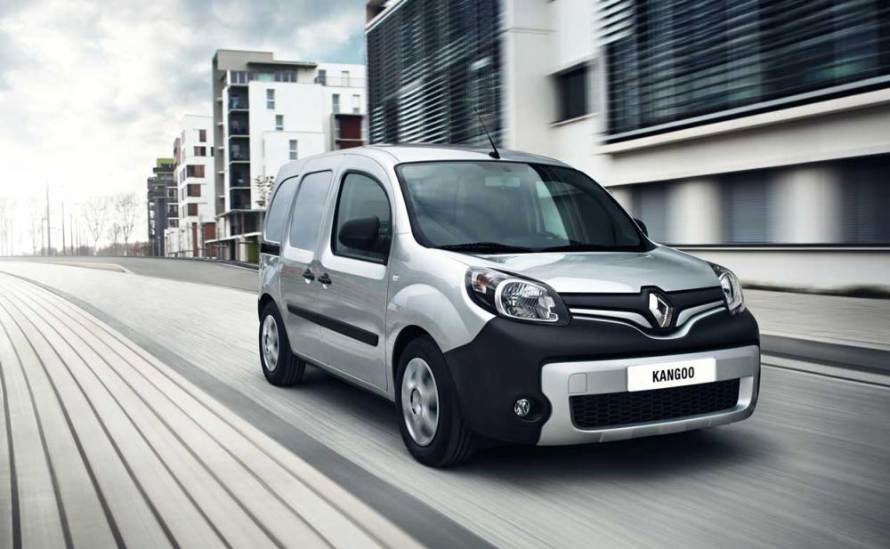 Renault Kangoo GPL