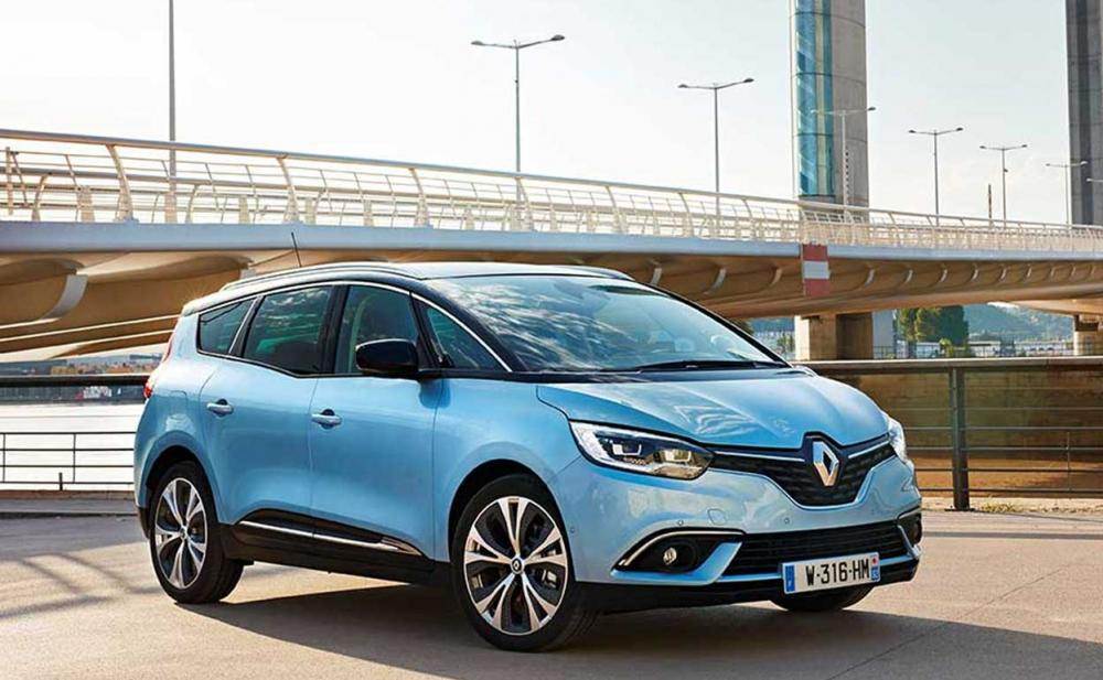 Renault Scenic GPL