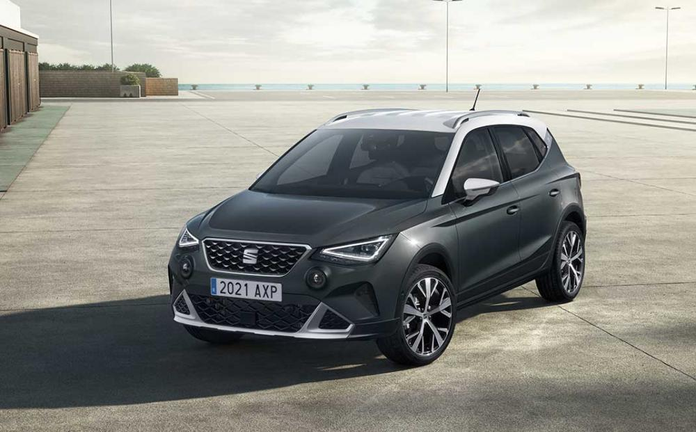 Voiture GNV Seat Arona GNV