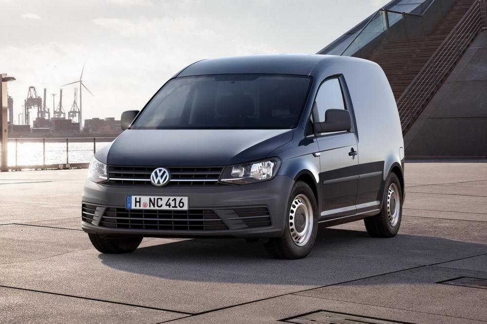 Volkswagen Caddy GNV