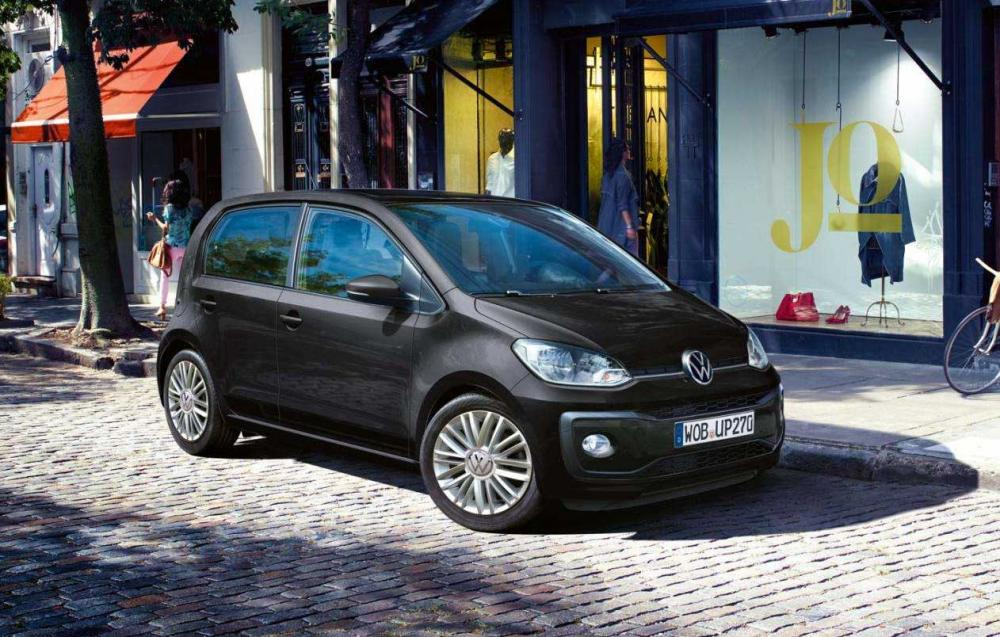 Volkswagen Eco Up! GNV