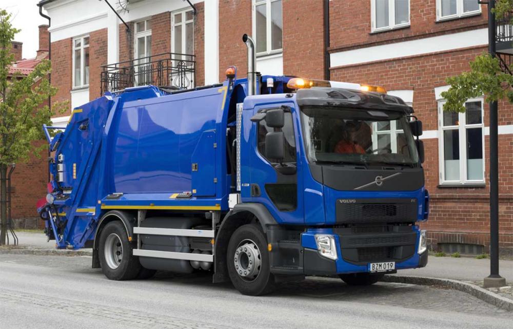 Volvo FE GNC