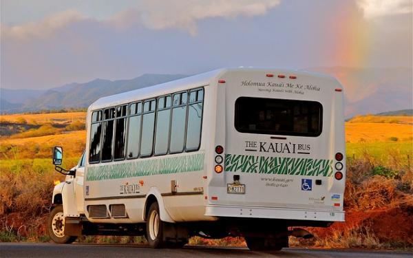 Hawaii � L�Ile de Kauai envisage des bus au biogaz