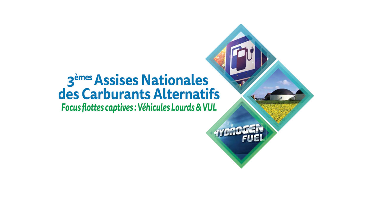 Le GNV s'invite aux 3e Assises Nationales des Carburants Alternatifs