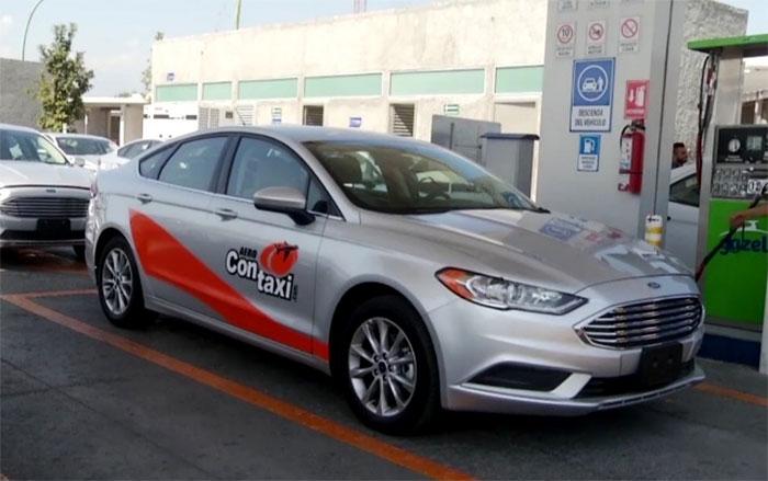 Mexique : du gaz naturel pour les taxis de l'aéroport de Monterrey