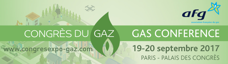 Jérôme Ferrier présente l'Association française du gaz et son congrès