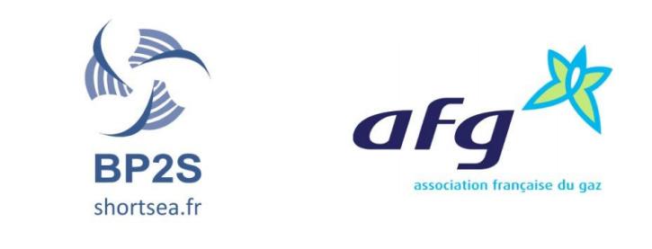 BP2S et AFG annoncent une coopération dans le GNL maritime