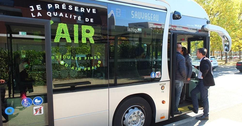 Loir-et-Cher : Blois teste le bus au gaz naturel