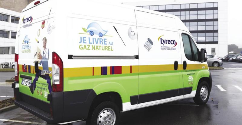 Paris annonce des aides � l�achat pour les utilitaires GNV