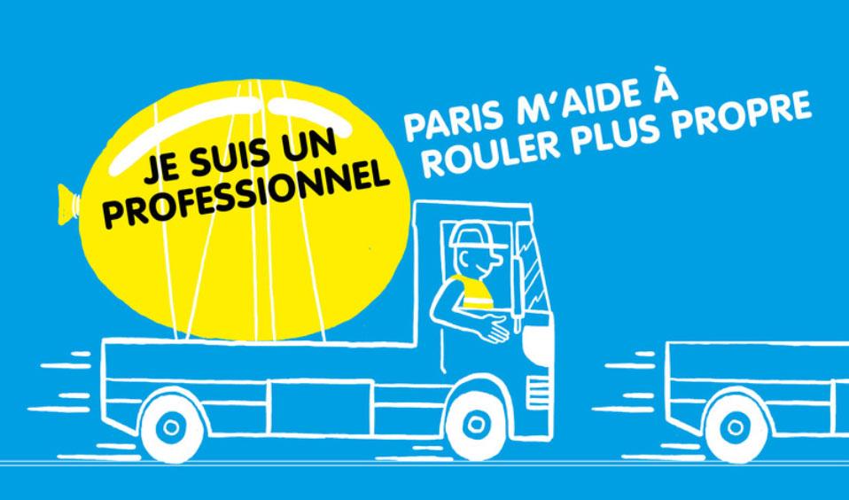 Utilitaires, poids-lourds et autocars GNV : Paris détaille ses aides 2018
