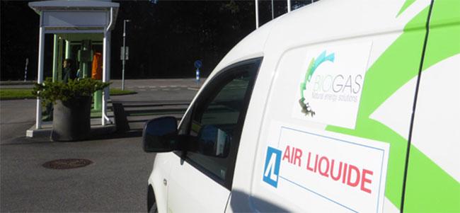 Biogaz & bioGNV : Air Liquide accélère son développement en Europe