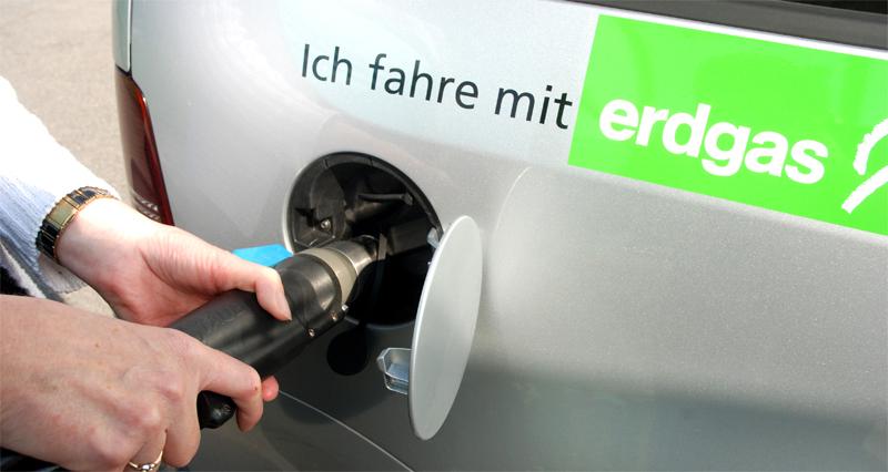 Allemagne – Pr�s de 100.000 v�hicules au gaz naturel en circulation